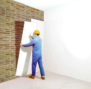 Revestimientos de paredes - Paredes de cocina sin azulejos ...